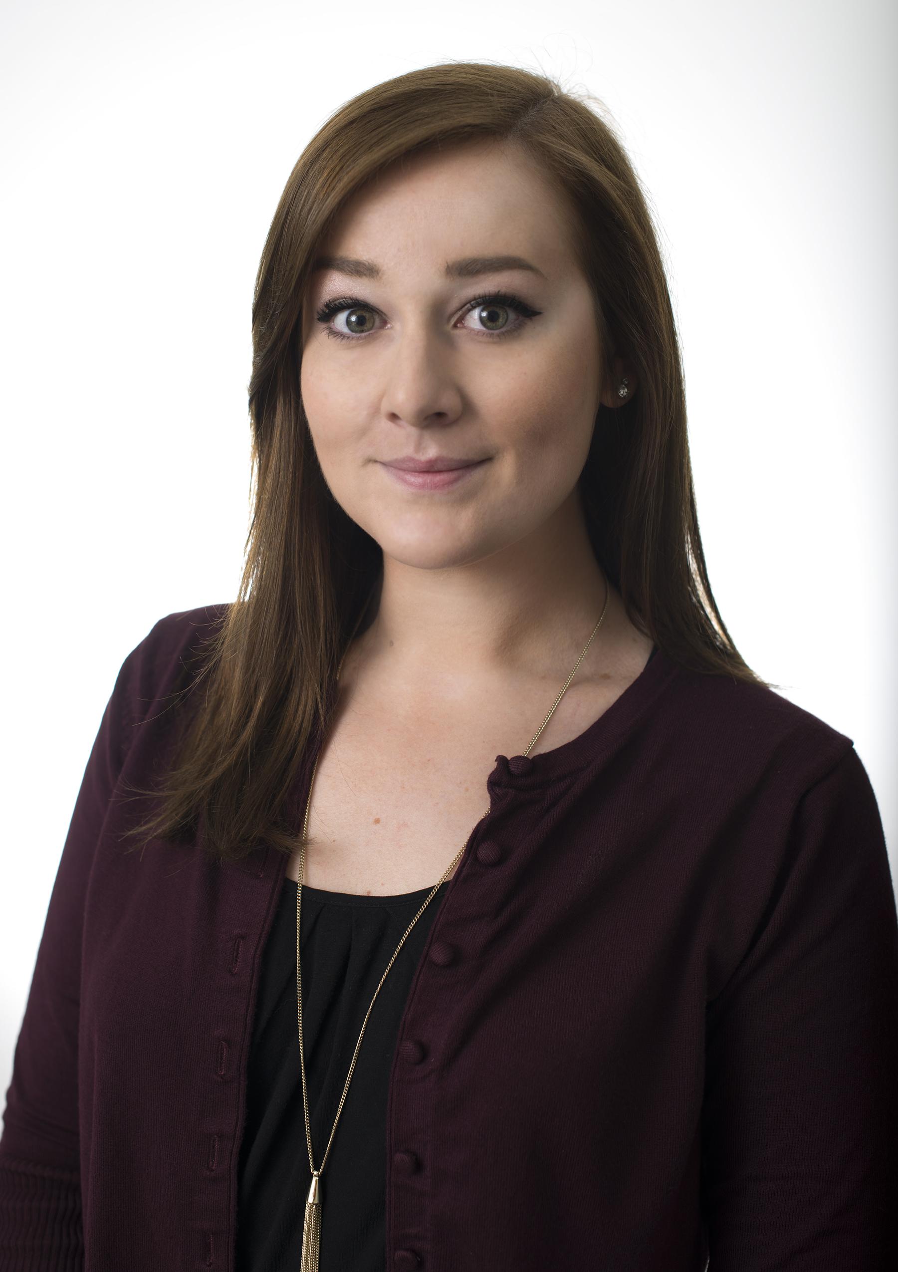 Hannah Holder : Communications Coordinator I, IPS