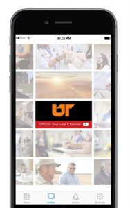 New Mobile App Delivers Instant Updates on UT News and Announcements
