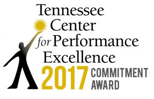 IPS Receives Tennessee Center for Performance Excellence Commitment Award