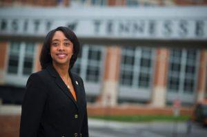 Recognizing Dr. Tonja Johnson